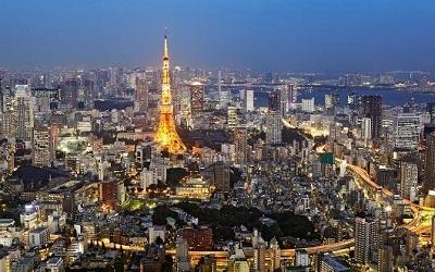 Gambar Kota Tokyo