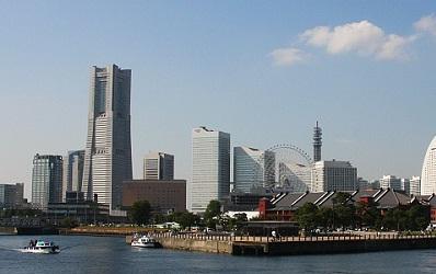 Gambar Kota Yokohama