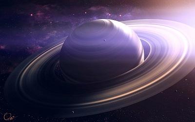 Gambar Menarik Planet Saturnus