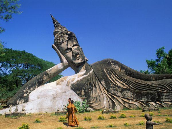 Gambar negara Laos