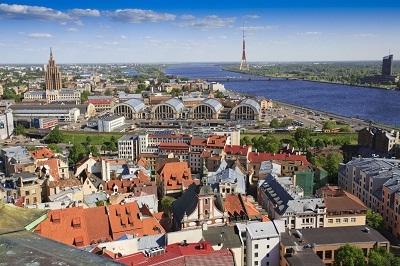 Gambar Negara Latvia