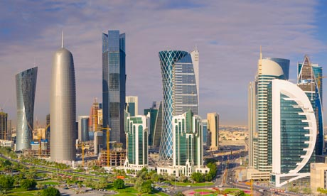 Gambar Negara Qatar