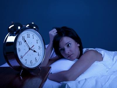Gambar orang insomnia
