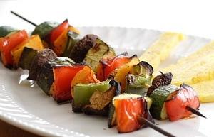 Gambar Sayur Panggang