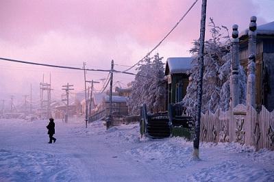 Gambar Verkhoyansk