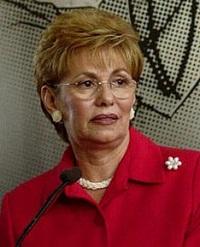 Presiden wanita Panama