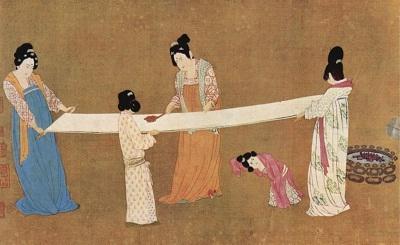 Sejarah Sutra China