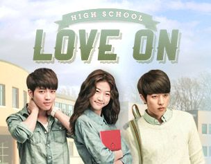 Foto drama Hi! School-Love On