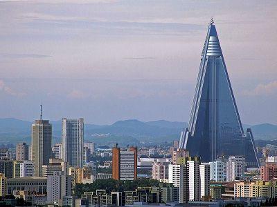 Foto Korea Utara