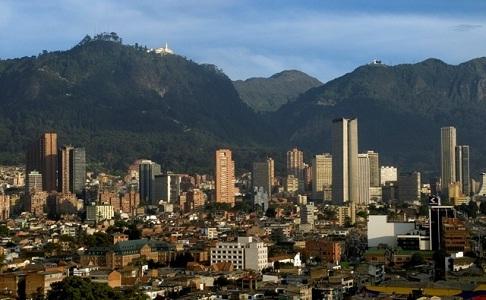 Foto Kota Bogota Kolombia
