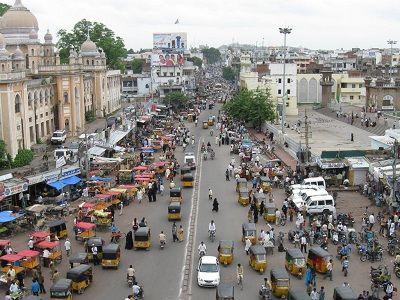 Foto kota di India