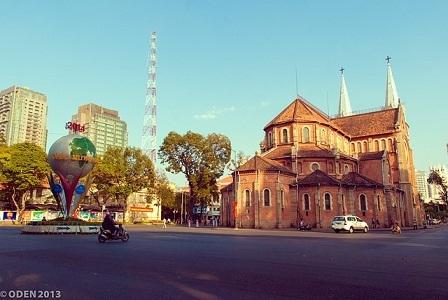 Foto kota di Vietnam