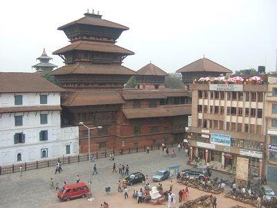 Foto kota Katmandu Nepal