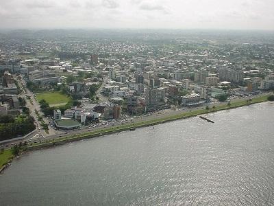 Foto kota Libreville di Gabon