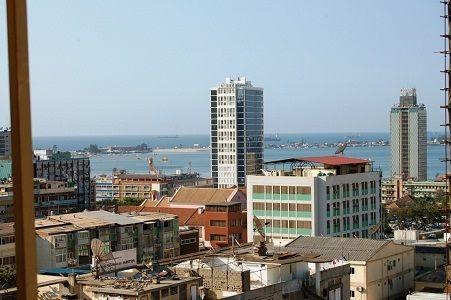 Foto kota Luanda di Angola
