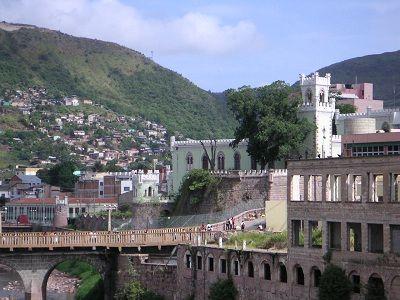 Foto Kota Tegucigalpa di Honduras