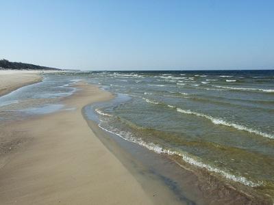 Foto Laut Baltik