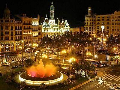 Foto Madrid di Spanyol