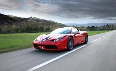 Foto mobil Ferrari 458 Italia Speciale