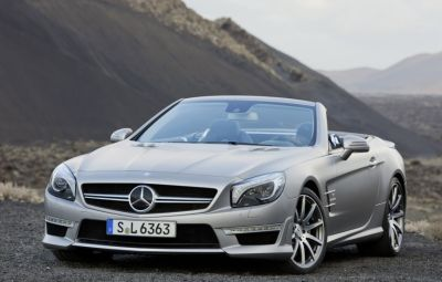 Foto Mobil Mercedes-Benz SL63
