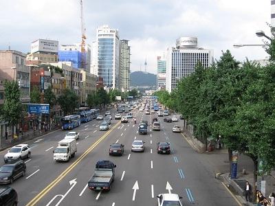 Gambar Negara Korea Selatan