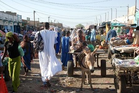 Foto Negara Mauritania