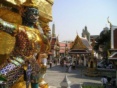 Foto Negara Thailand