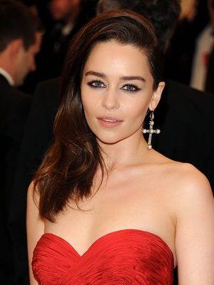 Foto seksi Emilia Clarke