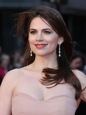Foto seksi Hayley Atwell