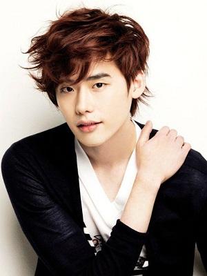 Gambar aktor Lee Jong-suk