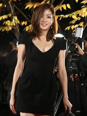 Gambar aktris Kang So-ra