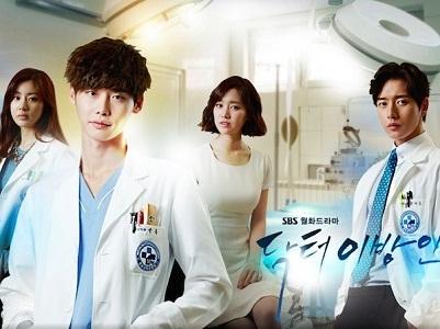 Gambar drama  Doctor Stranger