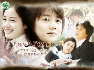 Gambar drama Love Story in Harvard
