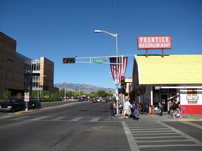 Gambar kota Albuquerque