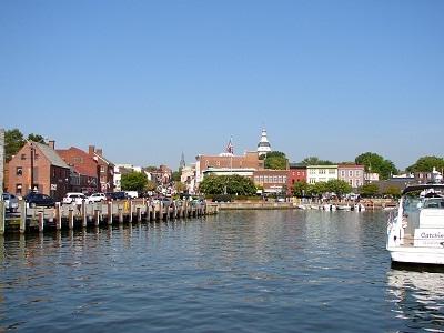Gambar kota Annapolis Maryland