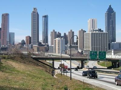 Gambar Kota Atlanta