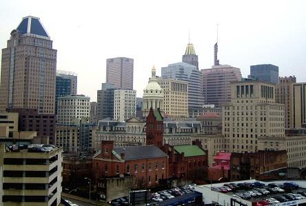 Gambar Kota Baltimore