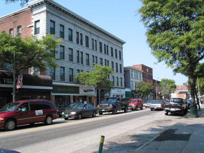 Gambar kota Barre