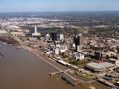 Gambar kota Baton Rouge