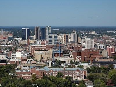 Gambar Kota  Birmingham