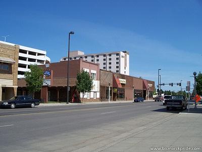 Gambar kota Bismarck