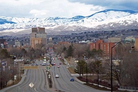 Gambar Kota Boise