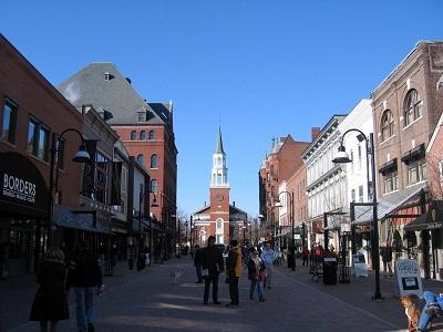 Gambar kota Burlington