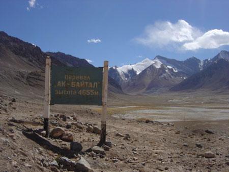 Gambar Negara Tajikistan