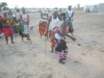 Gambar Permainan Orang Afrika