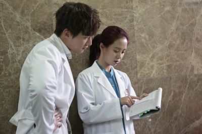 Adegan drama Emergency Couple 2
