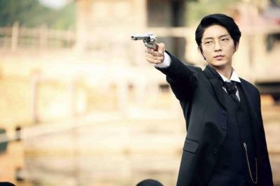Adegan drama Gunman in Joseon 2
