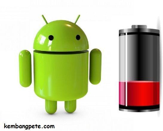 Baterai Android Habis