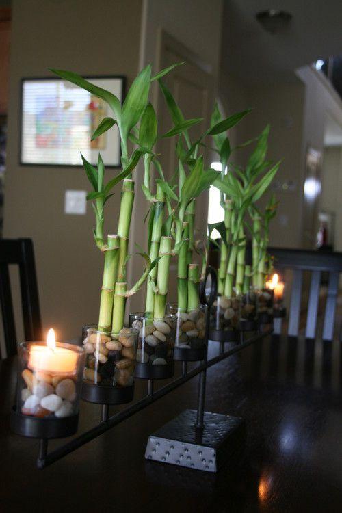 Contoh hiasan bambu untuk rumah 16