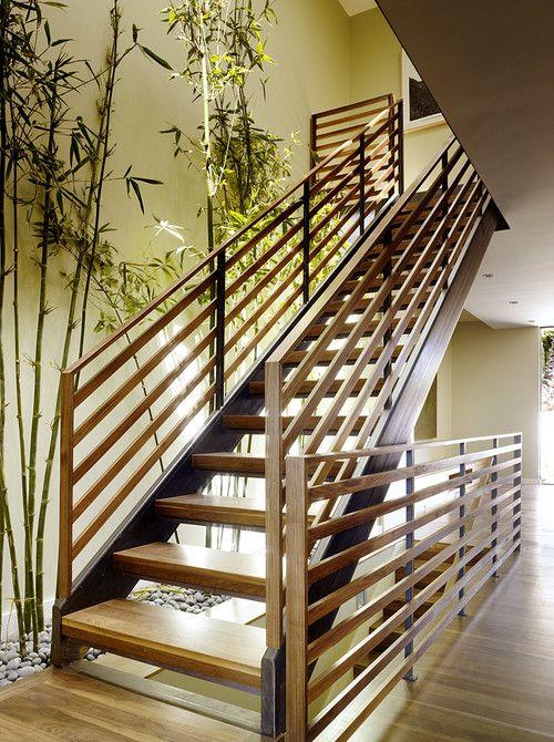 Contoh hiasan bambu untuk rumah 18